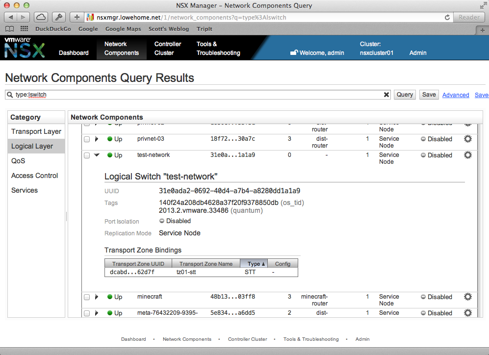 Learning NSX, Part 12: Integrating VMware NSX with OpenStack
