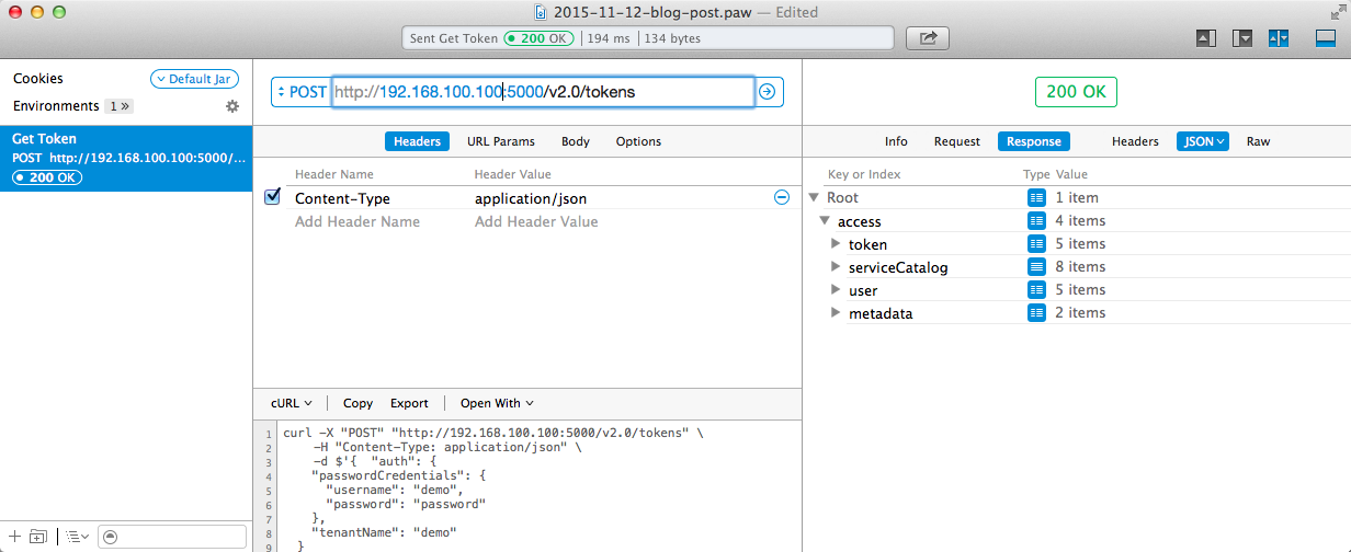 A Handy GUI Tool for Working with APIs - Scott's Weblog